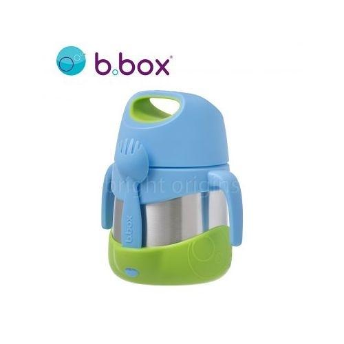 澳洲 b.box 不鏽鋼燜燒罐335ml(海洋藍)[衛立兒生活館]