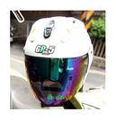 GP-5安全帽,612 素色/白