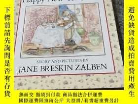 二手書博民逛書店Happy罕見New Year,BeniY408311 JANE BRESKIN ZALBEN Jewish