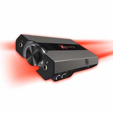 創新未來 CREATIVE SB Blaster G6(USB)外接式電競音效卡