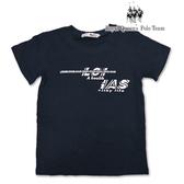 男童 竹節棉 短袖棉T恤  [6058-8]RQ POLO 中大童 120-170碼 春夏 童裝 現貨