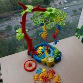 兒童玩具猴子蕩秋千親子互動游戲教具益智玩具早教啟蒙兒童聚會桌游3-6歲   小時光生活館