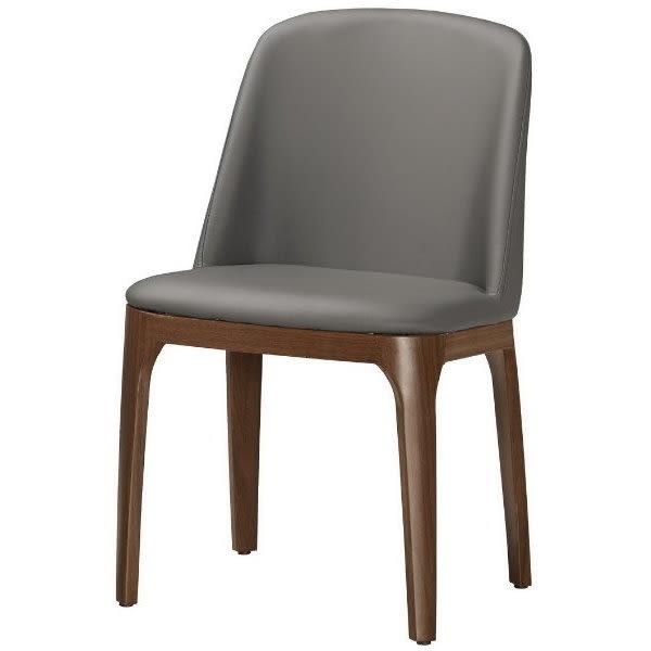 餐椅 MK-1033-9 維雅餐椅(皮)(五金腳)【大眾家居舘】