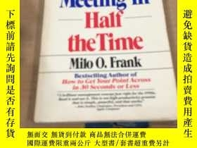 二手書博民逛書店How罕見to Run a Successful Meeting