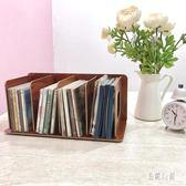 創意DVD光碟影片整理儲物柜木質桌面光盤CD收納盒 CJ2893『易購3c館』