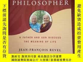 二手書博民逛書店the罕見monk and the philosopher 僧侶