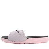 Nike W Benassi Solarsoft [705475-602] 女鞋 拖鞋 涼鞋 輕量 舒適 避震 粉紅