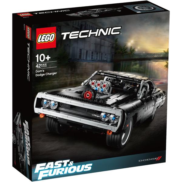 42111 樂高積木Lego 玩命關頭 Dom's Dodge Charger