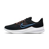 Nike Downshifter 11 男 黑藍 輕量 透氣 舒適 避震 慢跑鞋 CW3411-001