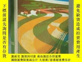 二手書博民逛書店contours罕見of change the yearbook of agriculture 1970 英文原版