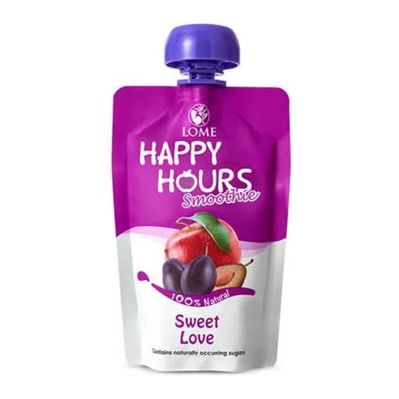 Happy Hours 金貝親 生機纖果飲(蘋果/ 洋棗) (單包)【杏一】