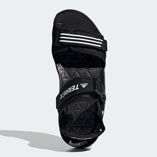 ADIDAS CYPREX ULTRA DLX 男鞋 涼鞋 休閒 機能 TERREX 黑【運動世界】EF0016