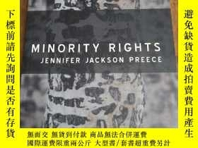 二手書博民逛書店Minority罕見Rights: Between Divers