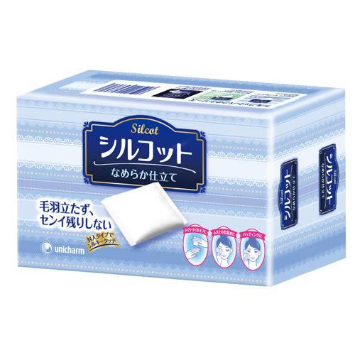 絲花化妝棉80片*2盒/組【愛買】