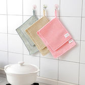 ✭米菈生活館✭【P593】北歐風竹纖維抹布(小) 吸水 洗碗巾 廚房 擦手巾 洗碗布 家用 不沾油