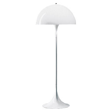 Louis Poulsen Panthella Floor Lamp 維諾潘頓 潘朵拉系列 圓頂 立燈