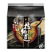 拉麵道-日式味噌風味101g*24包(箱)【愛買】