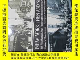 二手書博民逛書店NEW罕見YORK THEN AND NOWY6713 Edwa