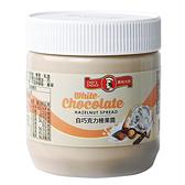 美味大師 白巧克力榛果醬-350g/罐