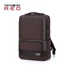 Samsonite RED【HO-ONE HD8】多功能後背包 防盜扣環 抗菌口袋 可插掛 採用Cordura布料