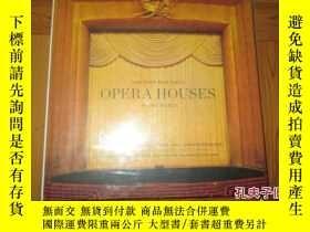 二手書博民逛書店The罕見Most Beautiful Opera Houses