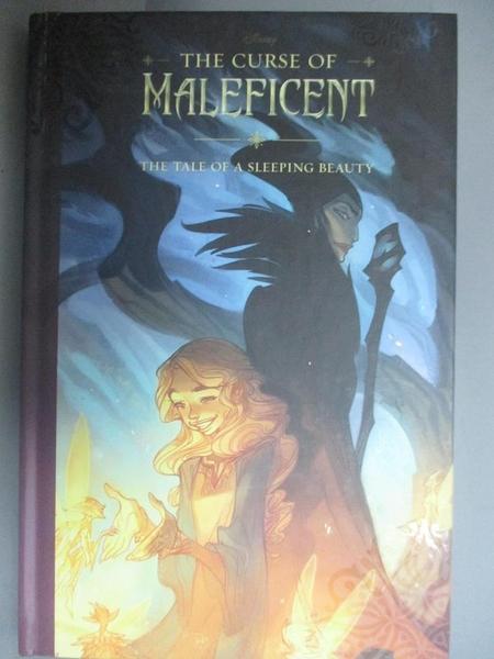 【書寶二手書T7/原文小說_HDD】The Curse of Maleficent: The Tale of a Sleeping Beauty_Rudnick, Elizabeth