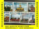二手書博民逛書店日本郵票:汽車切手罕見(古式汽車郵票七枚組合售)N6.Y244862 日本