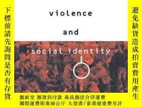 二手書博民逛書店Football,罕見Violence And Social IdentityY256260 Guiliano