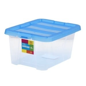 【好市吉居家生活】嚴選聯府KEYWAY~CR-804 常用收納盒4L 整理箱
