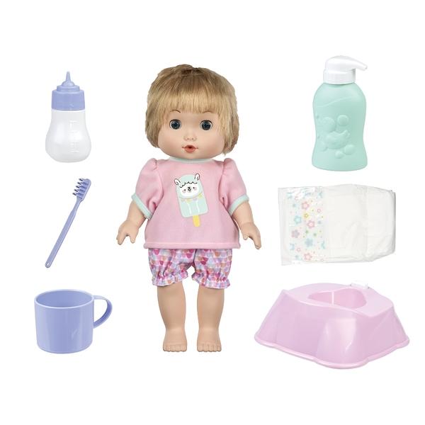 Baby Blush 親親寶貝 音效馬桶娃娃配件組 玩具反斗城