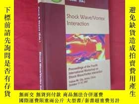 二手書博民逛書店Shock罕見Wave Vortex Interaction (小16開,精裝) 【詳見圖】Y5460 Z.L