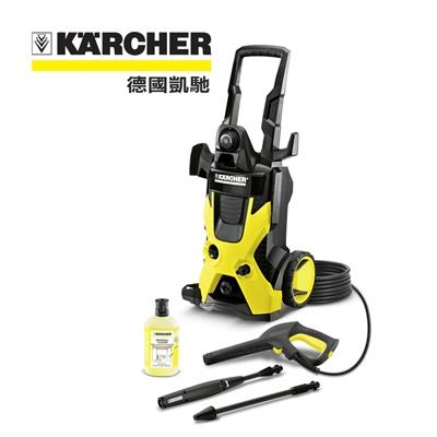 (好康)【德國凱馳KARCHER】K5 冷水高壓清洗機 清洗機 洗車機 (取代舊款K5.68)