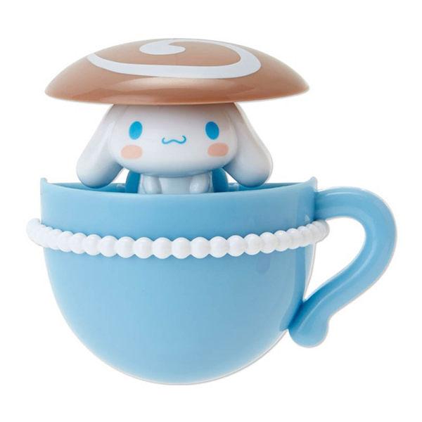 【震撼精品百貨】大耳狗_Cinnamoroll~大耳狗喜拿趣味躲貓貓彈跳造型磁鐵(咖啡)
