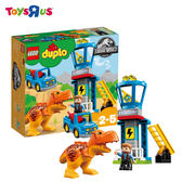 玩具反斗城  樂高LEGO  10880  侏羅紀世界2  暴龍塔