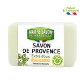 【法國 玫翠思】普羅旺斯植物皂100g(忍冬)-6入