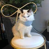 貓咪牽引繩貓用品狗鍊狗狗用品泰迪狗繩胸背帶貓咪寵物狗溜遛貓繩   蜜拉貝爾