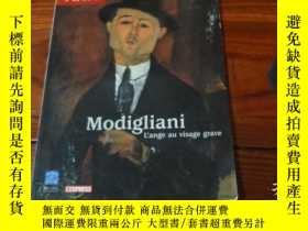 二手書博民逛書店Modigliani:罕見L ange au visage grave - 2002Y14635 出版