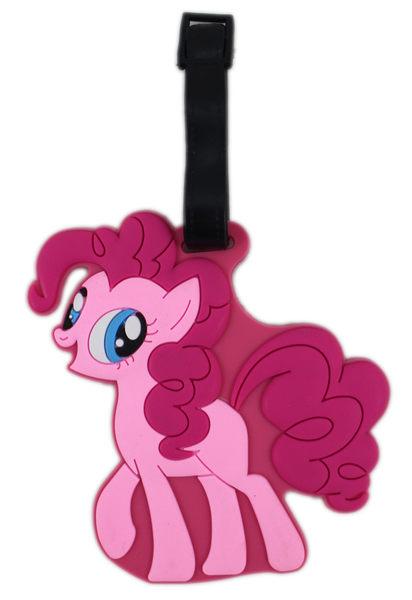 【卡漫城】 彩虹小馬 行李吊牌 My Little Pony 名牌套 行李箱 書包 識別 姓名 掛牌 背包 吊飾