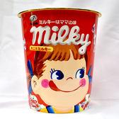 不二家 Milky 牛奶妹 置物桶 垃圾桶 日本帶回正版品
