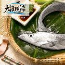 宜蘭『大溪漁港』漁船現撈 野生白帶魚 ( 大尾 300g_一公斤±10% ) 【大溪現流】