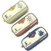 年末鉅惠 兒童筆袋男小學生大容量韓國簡約個性創意男孩初中生高中生帆布多層文具盒