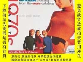 二手書博民逛書店Fashionable罕見Clothing from the S