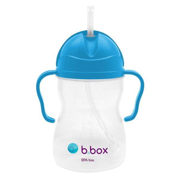 【澳洲b.box】防漏學習水杯(240ml)-海洋藍