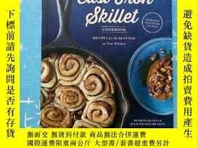 二手書博民逛書店The罕見Cast Iron Skillet Cookbook【