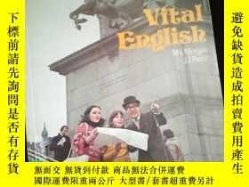 二手書博民逛書店Vital罕見EnglishY16149