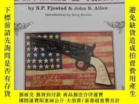 二手書博民逛書店first罕見edition blue book of antique american firearms & v