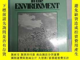 二手書博民逛書店Fate罕見Of Pesticides And Chemicals In The Environment (env