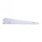 雅築擱板托 40cm 白色