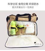 媽媽包媽咪包多功能大容量媽媽包手提斜跨包母嬰包袋寶寶外出包孕婦背包(免運)