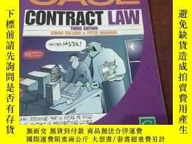 二手書博民逛書店Brief罕見CASE CONTRACT LAWY320155